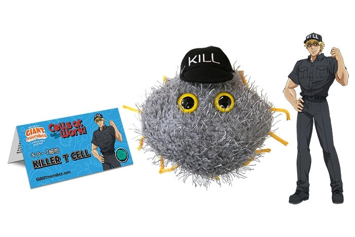 killer t cell cute