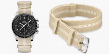 AMSilk spider silk watch strap