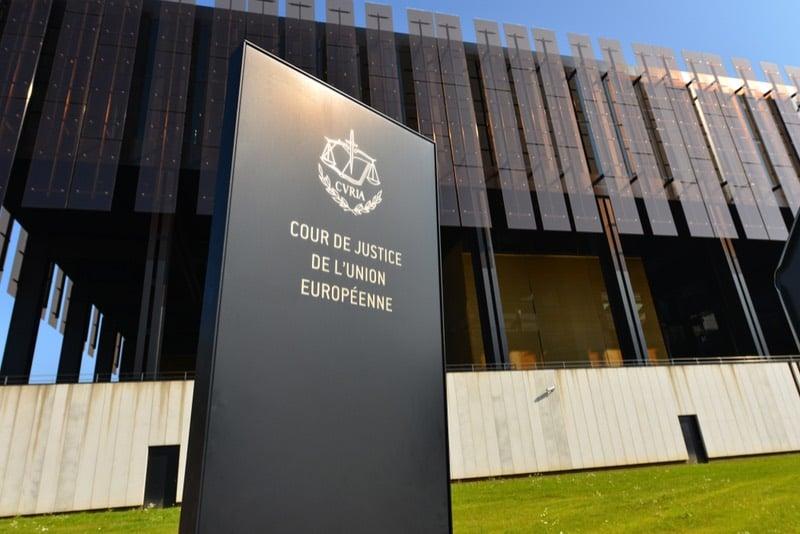 European court of justice - GMO regulation