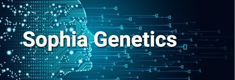 Genomics Companies - Sophia Genetics