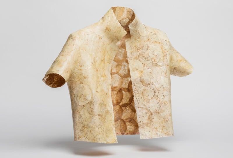 NEFFA jacket fungi biofabrication