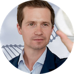 Biotech entrepreneur Ryan Cawood Oxford Genetics