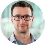 Biotech entrepreneur Tomas de Wouters Pharmabiome