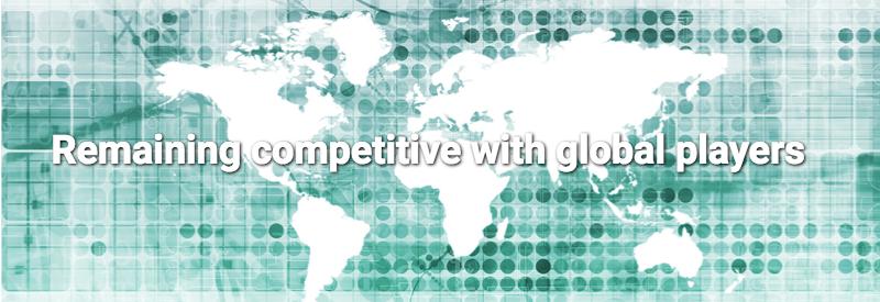 Horizon Europe - global players