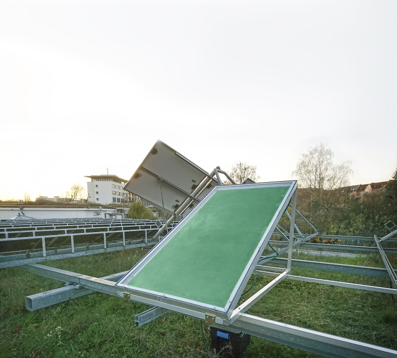 Solaga - biofuels article