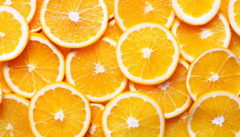 natural flavors biotech industry oranges