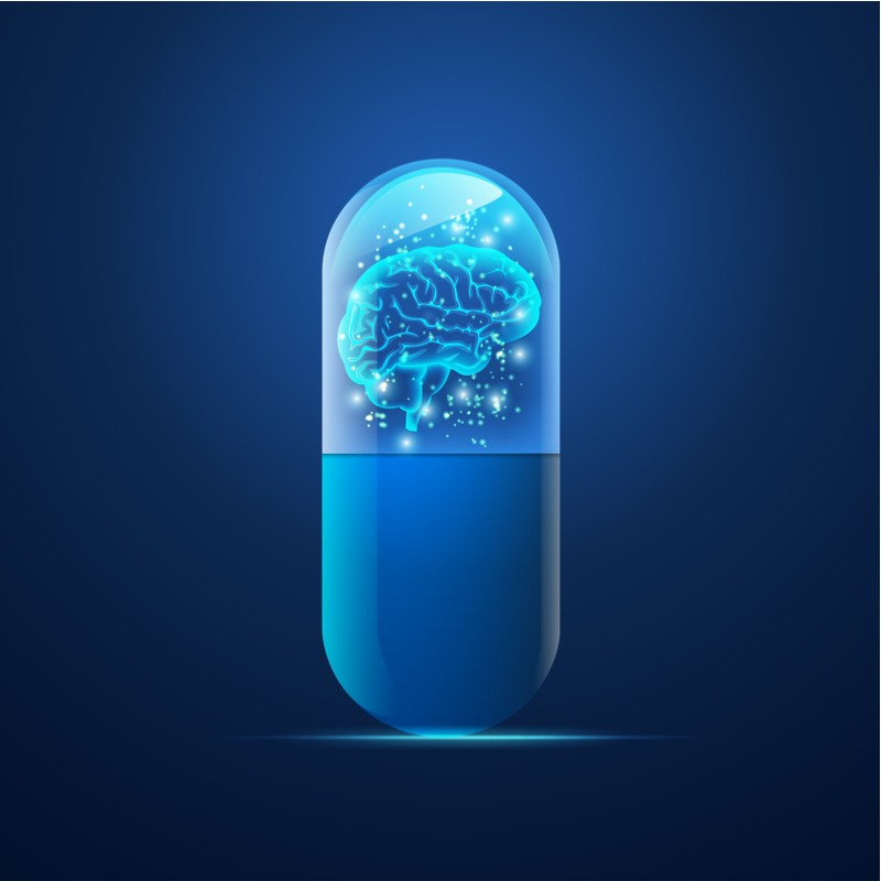 som biotech huntington's disease repurpose amyloidosis brain pill drug