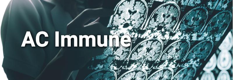 AC Immune header - Lausanne