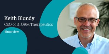 Keith Blundy Storm Therapeutics