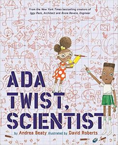 Ada Twist - 2019 - amazon