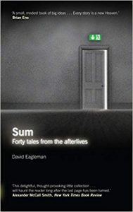 Sum - 40 tales from afterlife - D. Eagleman - biotech books 2019