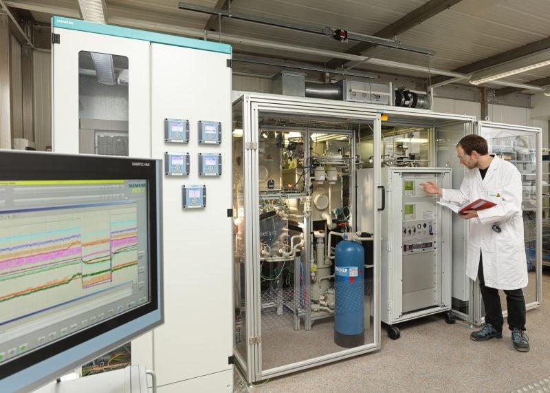 Evonik - CO2 electrolyzer