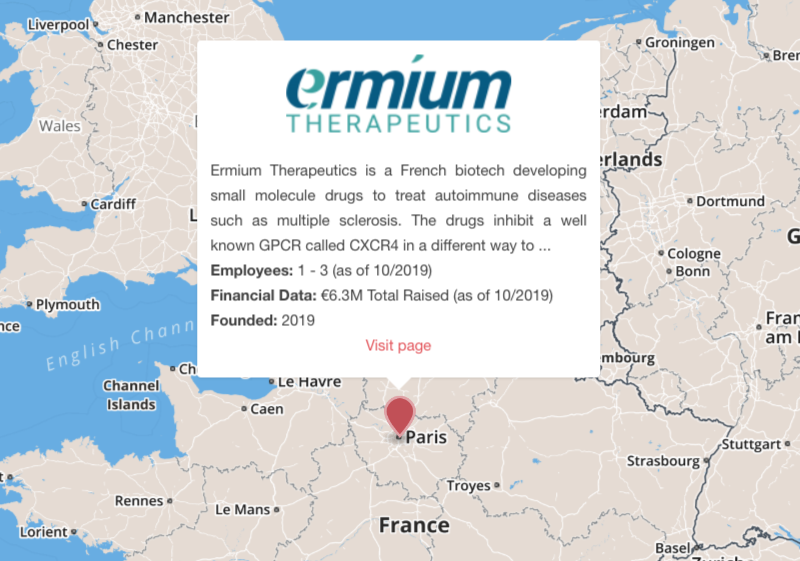 Ermium Therapeutics France autoimmune disease