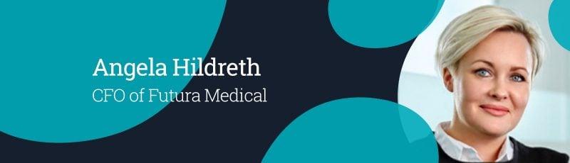Futura Medical Angela Hildreth