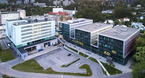 Oslo Cancer Cluster incubator
