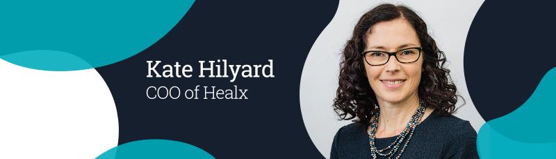 Kate Hilyard - Healx