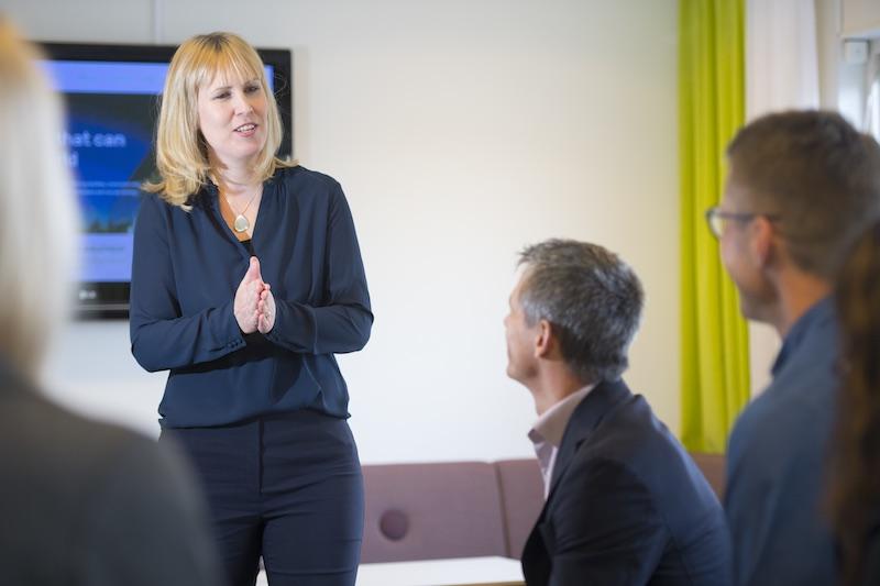 Jennie Ekbeck Umea Biotech Incubator