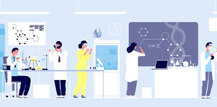 laboratory, lab work, biological, biotech