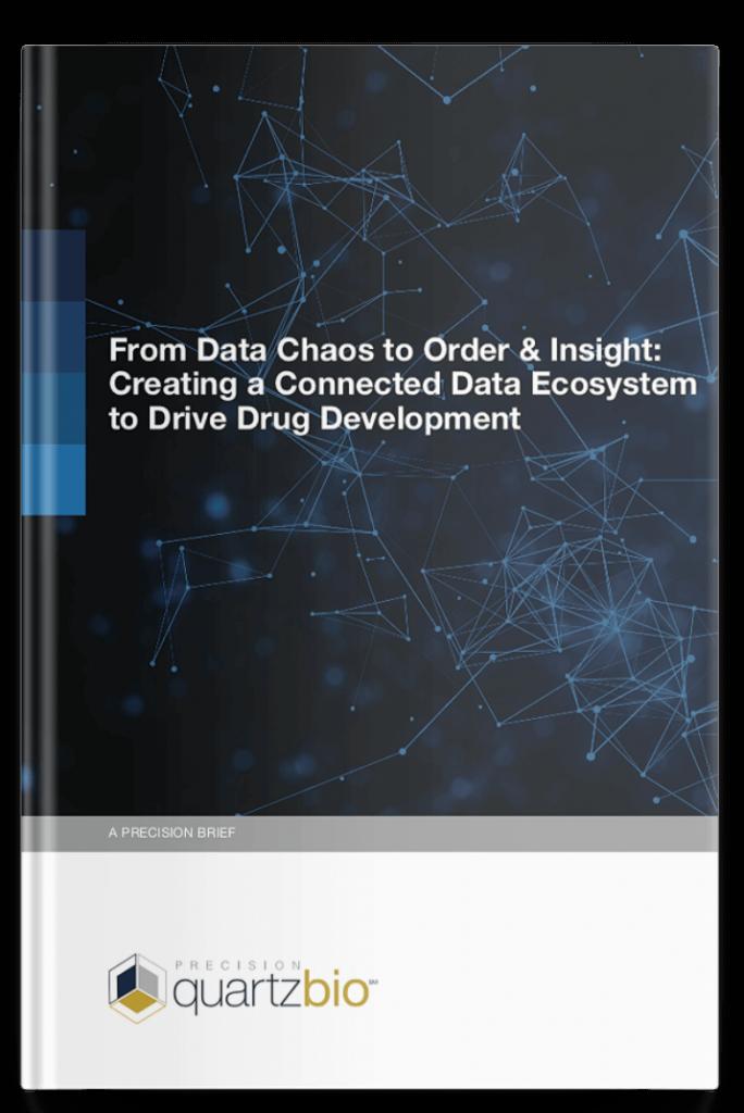 biomedical data, data management, drug development, QuartzBio, White Paper