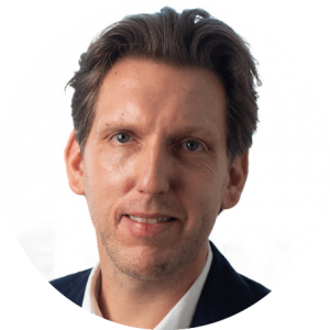 Jens-Ole Bock, CEO of COBO Technologies