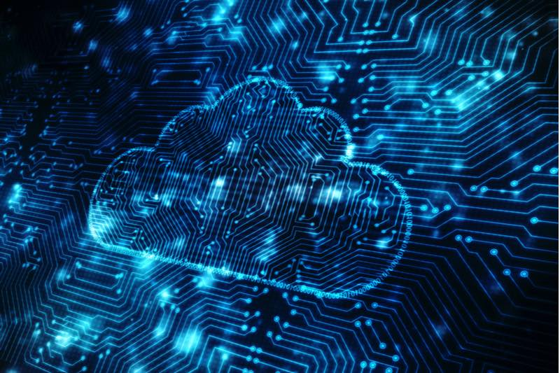 Cloud genomics - cloud computing pic