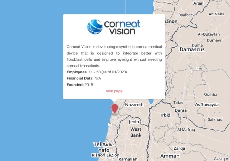 corneat vision raanana cornea transplant