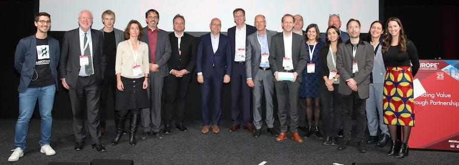 participants, Startup Slam, BIO-Europe 2019