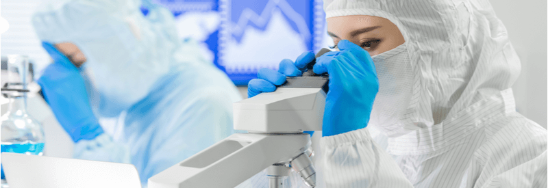 cleanroom, plasmid production, cell and gene therapies
