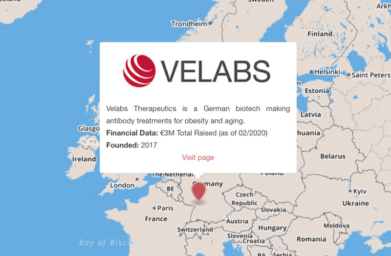 velabs Therapeutics Heidelberg