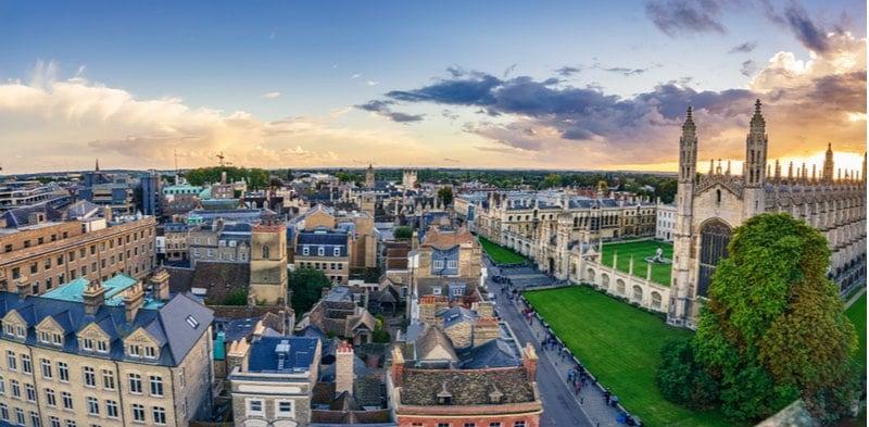 Cambridge University - Jason Mellad interview
