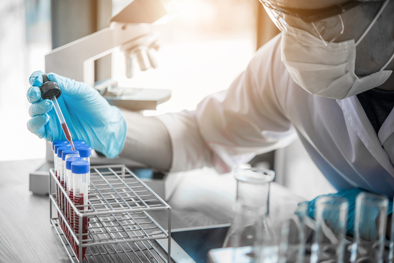 Diagnostics researcher - Jason Mellad