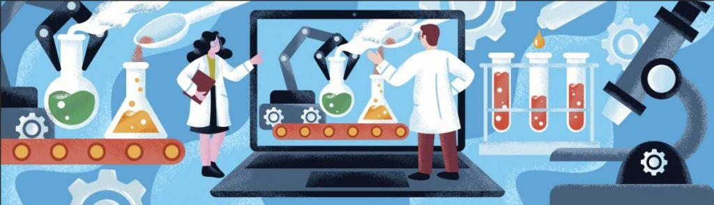 Remote drug development