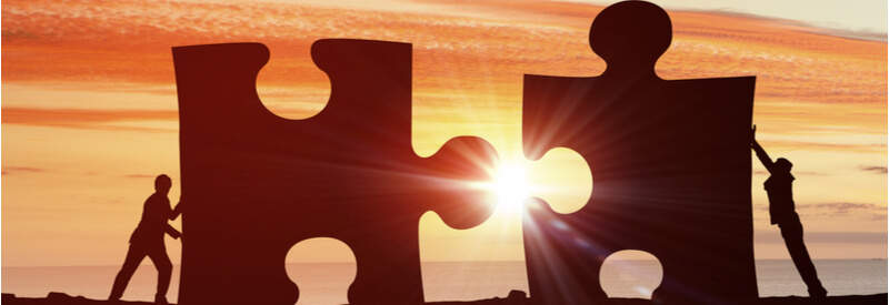 support, collaboration, puzzle