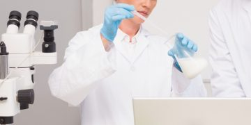 Milk fraud DNA testing
