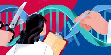 RNA editing CRISPR gene editing