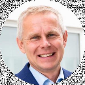 Knut Ringbom, CEO, Biovian