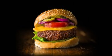 Mosa meat hamburger alternative