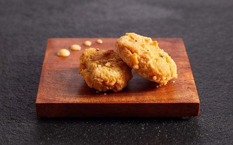 eat just lab-grown meat chicken