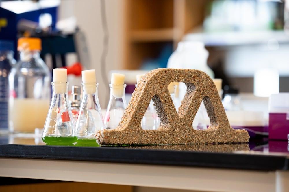 DU lab biomaterial