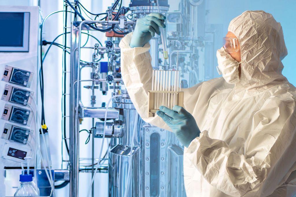 biologics upscale manufacturing, drug development, bioreactor
