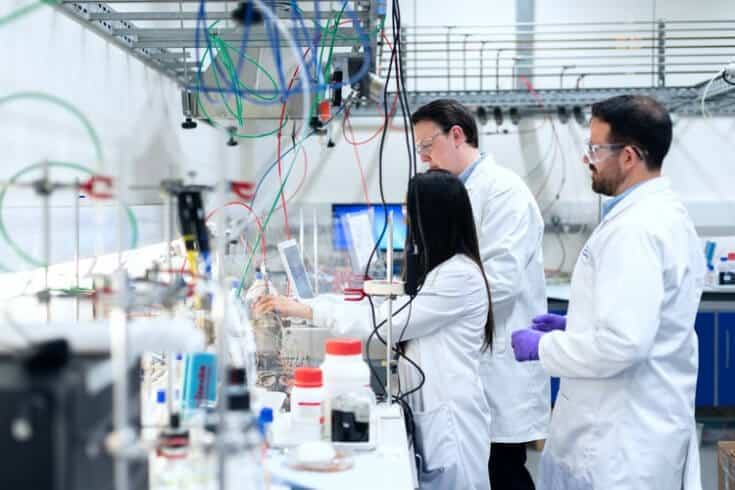Biospain 2021, laboratory researchers, biotechnology, Spain, life science research